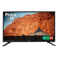 Tv Philco Digital 32 Polegadas HD LED PTV32F10D