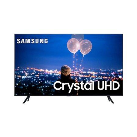 Smart Tv Samsung 55 Polegadas 4K UHD Crystal UN55TU8000GXZD