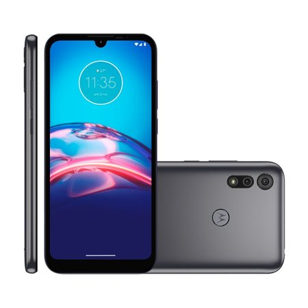 Smartphone Motorola E6I Tela 6,1