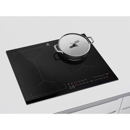 Cooktop Electrolux 4 Bocas Indução Touch SD IE60P