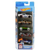 Hot Wheels Pack HW Sports - Mattel