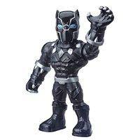 Boneco Playskool Marvel Super Hero Adventures Pantera Negra - Hasbro