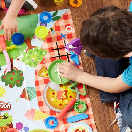 Play-Doh Massinha de Modelar Kit Moldes e Ferramentas-Hasbro