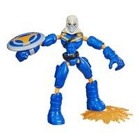 Boneco Taskmaster Avengers Bend and Flex - Hasbro