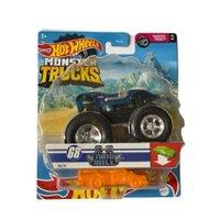 Carrinho Hot Wheels Monster Trucks Twin Mill - Mattel