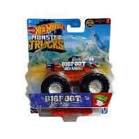 Carrinho Monster Trucks Hot Wheels Big Foot - Mattel