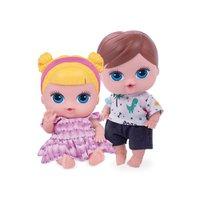 Boneca Babys Collection Hermanos - Toys