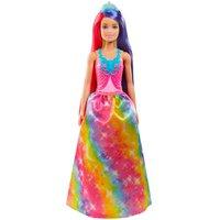 Barbie Dreamtopia Princesa Penteados Fantásticos - Mattel