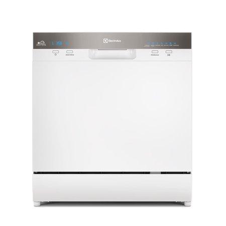 Lava-Louças Electrolux 8 Serviços LL08B Branca 110V 24561WBC106