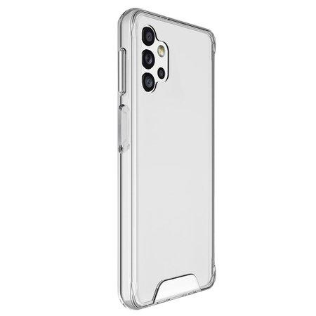 Capa Protetora Antiqueda Y-Cover Space Transparente Samsung Galaxy A32 5G