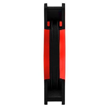Ventoinha Pichau Gaming Feather 120mm Vermelho, PGFEA-RED