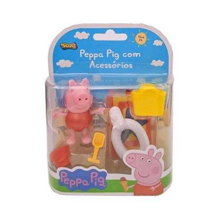 Peppa Pig Acessórios Praia Roupa Vermelha - Sunny