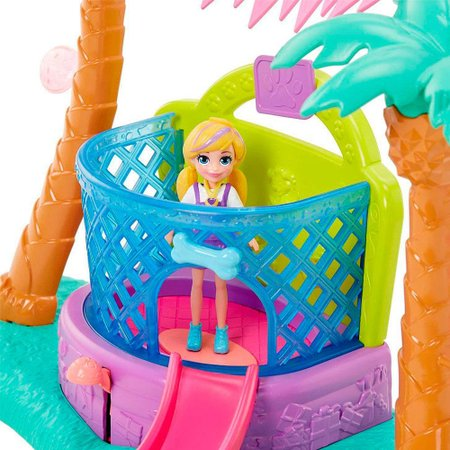 Polly Pocket Playset Parque Dos Cachorrinhos - Mattel