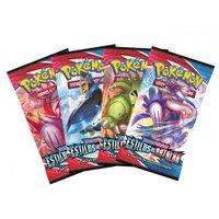 Pokémon EE5 Estilos de Batalha Booster - Copag