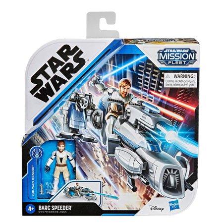 Star Wars Mission Fleet Obi-Wan Kenobi Barc Speeder - Hasbro