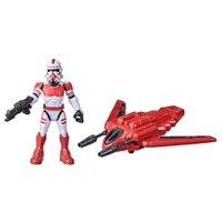 Star Wars Mission Fleet Shock Trooper- Hasbro