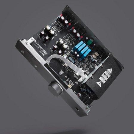 Pré-amplificador Phono Cambridge Audio Alva Duo Moving Magnet e Moving Coil (MM/MC) Bivolt