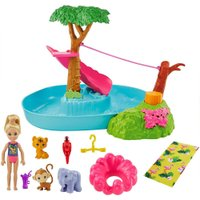 Barbie Dreamhouse Adventures Chelsea Aventura No Rio - Mattel