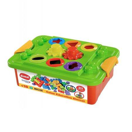 Caixa Educativa Para Bebês - Dismat
