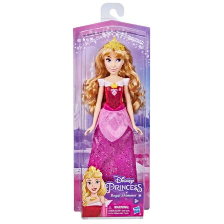 Disney Princesas Brilho Real Aurora - Hasbro