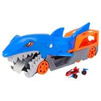 Hot Wheels Conjunto Guincho Tubarão - Mattel