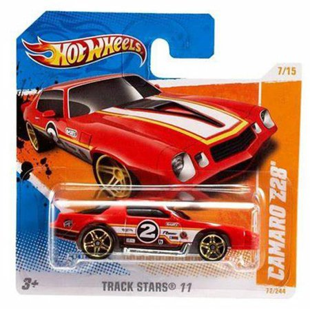 Hot Wheels Carrinhos Básicos - Mattel