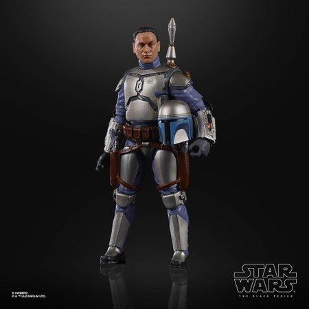 Figura Star Wars Bounty Hunter Jango Fett - Hasbro