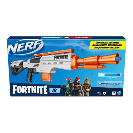 Lança Dardos Nerf Fortnite IR - Hasbro