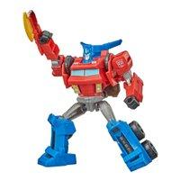 Figura Transformers Cyberverse Warrior Optimus Prime - Hasbro