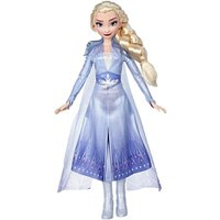 Boneca Frozen 2 Elsa Com Vestido - Hasbro