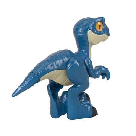 Imaginext Jurassic World Velociraptor XL - Mattel