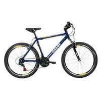 Bicicleta Lazer Caloi Commander Aro 26 - Quadro Alumínio - 21 Velocidades - Azul