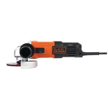 Esmerilhadeira Angular Black+Decker 4.1/2 650W 127V G650-BR