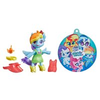 My Little Pony Smashin Fashion Surpresa Rainbow Dash - Hasbro