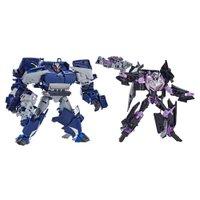 Figuras Transformers Prime War Deluxe - Hasbro
