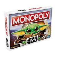 Jogo Monopoly Star Wars The Mandalorian The Child - Hasbro