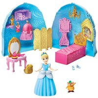 Boneca Disney Princess Secret Styles Cinderela - Hasbro