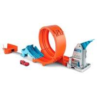Pista Hot Wheels Campeonato De Looping Com Carro - Mattel