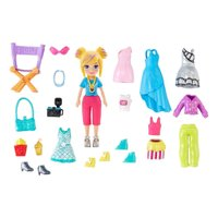 Polly Pocket Pacote de Modas Surpresas Pipoca - Mattel