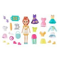 Polly Pocket Pacote de Modas Surpresas Cupcake - Mattel