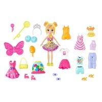 Polly Pocket Pacote de Modas Surpresas Chocolate - Mattel