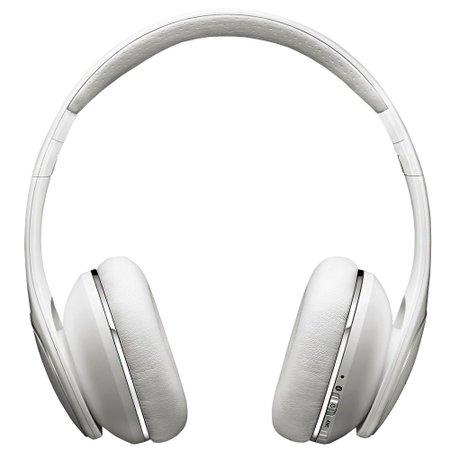 Fone de Ouvido Sem Fio Samsung Level On Branco Wireless Touch e Bluetooth