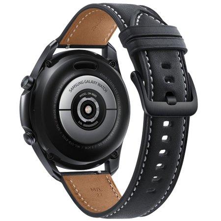 Smartwatch Samsung Galaxy Watch3 LTE 45mm Preto Super AMOLED