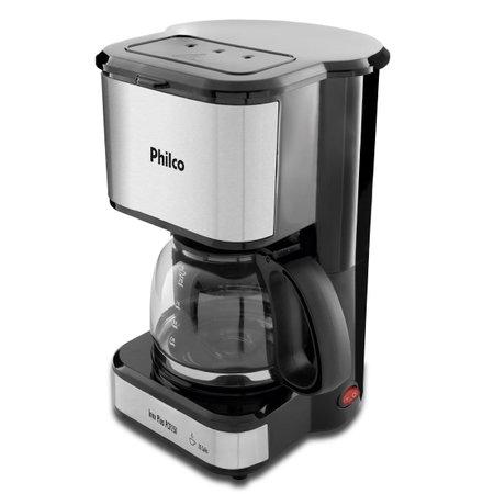 Cafeteria Philco Inox Plus PCF25I 20 cafés Preto e Inox, 220 Volts