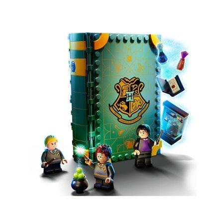 Lego Harry Potter 76383  Aula Poções- Lego