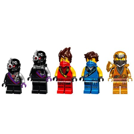 Lego Ninjago 71737 X-1 Ninja Charger - Lego