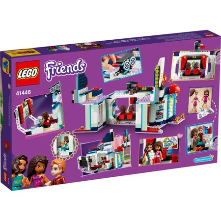Lego Friends 41448 Cinema de Heartlake - Lego
