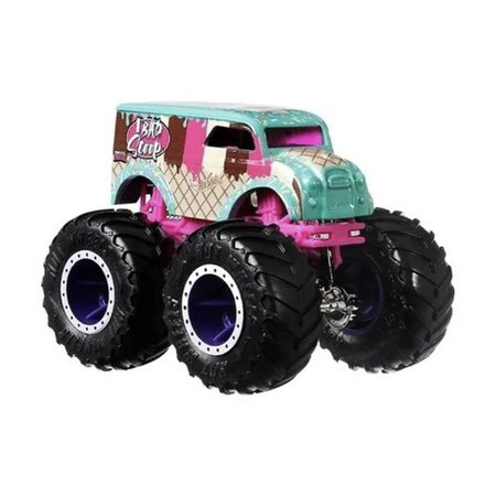 Hot Wheels Monster Trucks 1 Bad Scoop - Mattel