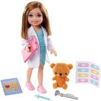 Barbie Mundo de Chelsea Can Be Pediatra - Mattel