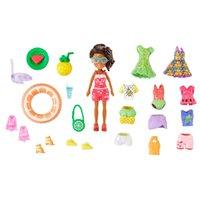 Polly Pocket Pacote de Modas Surpresas Melancia  - Mattel